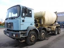 camión MAN F2000 35.464