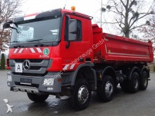 camión Mercedes Actros 4141 8x6 Euro5 Dreiseitenkipper MEILLER