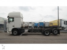 camión DAF XF 105.460 6X2 CHASSIS CAB MANUAL GEARBOX RETARD