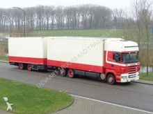 camion Scania R420 Topline / Fridge Combi / Euro 5 / NL Truck