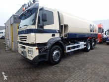 camión Iveco Stralis 430 + 20.000L + 5 COMP + PUMP + manual