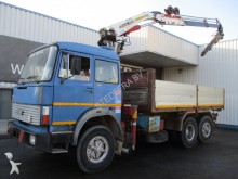 camion Iveco Turbostar 190 F 35 6x2 , V8 , Crane Bonfiglioli