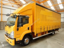 camión Isuzu FORWARD F110-210, 11 TONNE CURTAINSIDER - 2011 - LK61 CLX