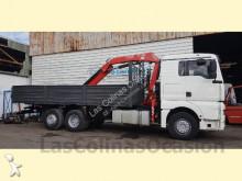 camión MAN TGA 360 A