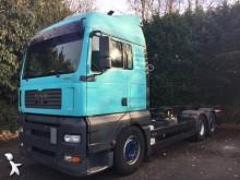 camión MAN TGA 26.400