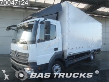 camión Mercedes Atego 818 L 4X2 Manual Ladebordwand Bordwande Eu