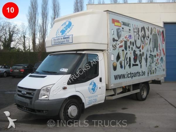 camion ford furgone transit 115 t 350 4x2 usato n 1845931. Black Bedroom Furniture Sets. Home Design Ideas