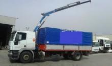 camión Iveco Eurotech 190E27