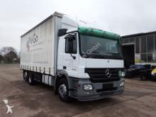 camion Mercedes ACTROS 2536 L - KLIMA - DPF - AHK Mitnahmestaple