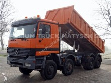 camion Mercedes ACTROS 4143 / / WYWROTKA 3 STRONNA /