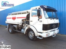 camion Mercedes 1017 FUEL, 7900 Liter, 3 Compartments, Telma - R