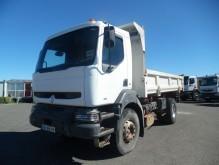 camión volquete bilateral Renault