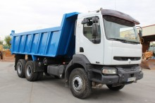 camion benna per rottame Renault