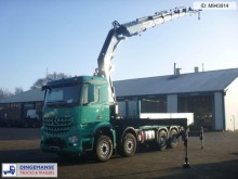 camion Mercedes Arocs 4145 8x4 Fassi F800RA.2.28 RESERVED