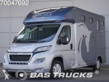 camion Peugeot Boxer 2.2 HDi Pferdetransporter Paardenwagen Hor