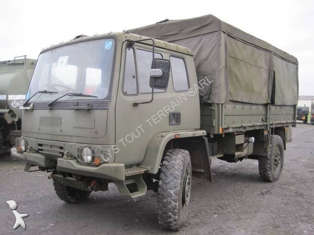 camion daf militaire 4x4 gazoil euro 0 occasion n 1856770. Black Bedroom Furniture Sets. Home Design Ideas