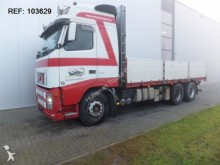 camión Volvo FH12.500 OPEN PLATFORM MANUAL HUB REDUCTION EURO 3