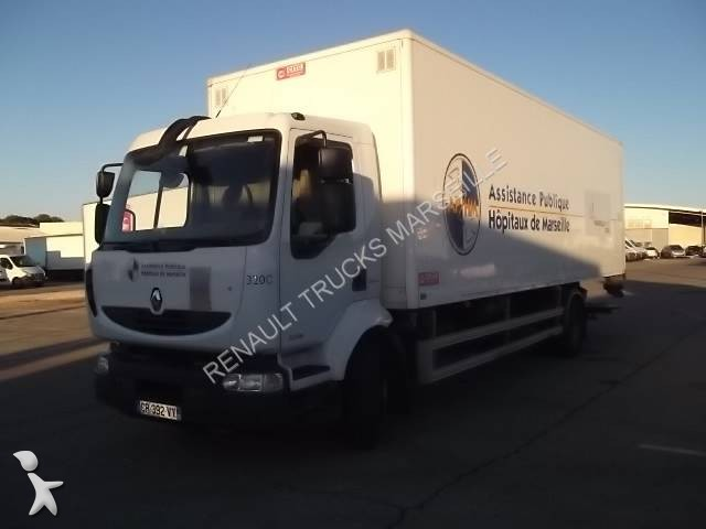 camion renault fourgon polyfond midlum dxi 4x2 gazoil euro 5 hayon occasion n 1857421. Black Bedroom Furniture Sets. Home Design Ideas