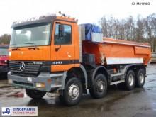 camion Mercedes Actros 4143 8x6 Meiller tipper 18 m3