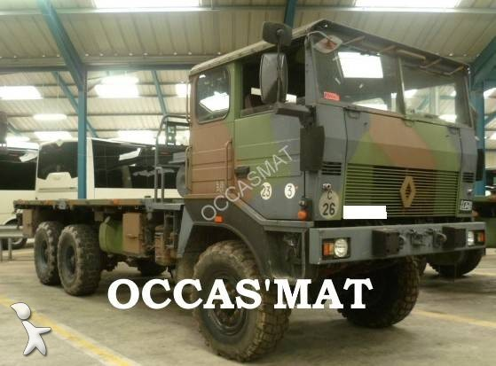 camion militaire occasion renault trm 10000 gazoil annonce n 1858683. Black Bedroom Furniture Sets. Home Design Ideas