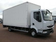 Renault MIDLUM 7.5T GRP BOX VAN 2011 EU61 HPN truck
