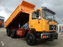 camion MAN man 26-332 6x4 meiller kipper