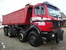 camion Mercedes 3544 8x4 kipper