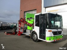 camion Mercedes Econic 2628 Euro 5 EEV CNG