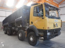 camion Foden ALPHA 8 X 4 STEEL TIPPER - 2002 - RJ02 JWY