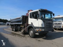 Scania P380 truck
