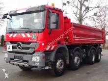 camión Mercedes Actros 3241 8x4 Euro5 3Seitenkipper MEILLER