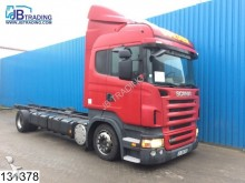 camion Scania R 380 Manual, etade, Aico, Euo 4