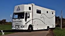 camion van à chevaux Iveco
