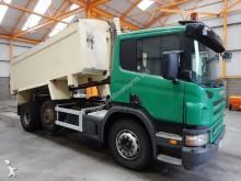 Scania P270 6 X 2 ALUMINIUM INSULATED TIPPER - 2006 - FJ06 JYB truck