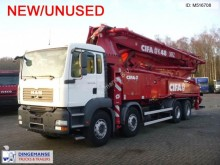 camión MAN TGA 41.430 Cifa concrete pump 48 m NEW/UNUSED