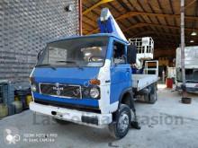 camión MAN 8.136 F