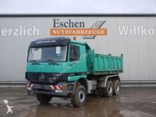 camión Mercedes 3340 AK 6x6 ,Blatt