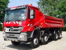 camion Mercedes Actros 4141 8x6 Euro5 3Seitenkipper MEILLER