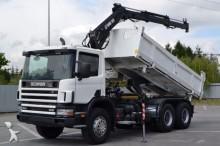 camion piattaforma Scania
