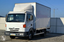 Nissan Atleon 140 Koffer 4,65 m Ladebordwand! LKW