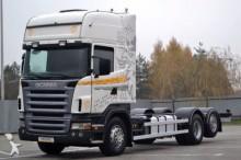 ciężarówka Scania R420 * Fahrgestell 7,30 m * Top Zustand!