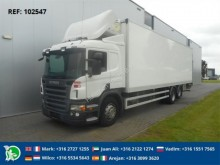 camión Scania P360 CARRIER SUPRA 950 MANUAL EURO 5