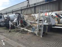 camión bomba de hormigón usado