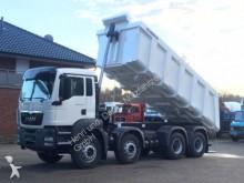 camión MAN TGS 41400 8X4 SCHMITZ Mulden 20m³ EURO 5