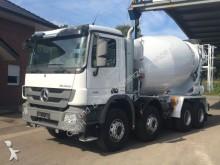 camion Mercedes 4141 / 8X4 10m³ 30x Vorhanden