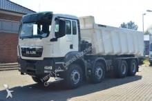 camion MAN TGS 41400 8X4 Schmitz 20m³
