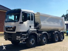 camion MAN TGS 41400 8X4 Cantoni 20m³ Mulde / EURO 5