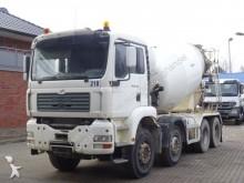 camion MAN 35.410 8x4
