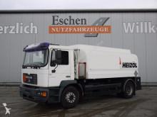 camion cisterna MAN