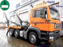 camión volquete escollera usado